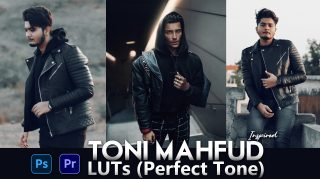 Download Free Toni Mahfud Perfect Tone LUTs of 2020 | How to Colorgrade Videos Like Toni Mahfud in Premiere Pro