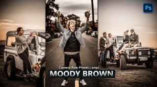 Download Free Moody Orange Camera Raw Presets of 2020 | Moody Orange Photoshop Preset of 2020 | How to Edit Like Moody Orange