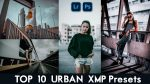 Download Free Top 10 URBAN XMP Camera Raw Presets of 2020 & Lightroom Presets | MAGIC Blue Photoshop Preset of 2020 | How to Edit Like URBAN Tone