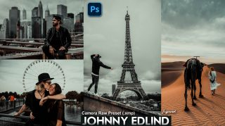 Download Free Johnny Edlind Inspired Camera Raw Presets of 2020 | Johnny Edlind Inspired Photoshop Preset of 2020 | How to Edit Like Johnny Edlind