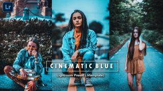 Download Free Cinematic Blue Desktop Lightroom Presets of 2020 | How to Edit Like Cinematic Blue
