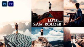 Download Free Sam Kolder Inspired LUTs of 2020 | How to Colorgrade Videos Like Sam Kolder in Premiere Pro
