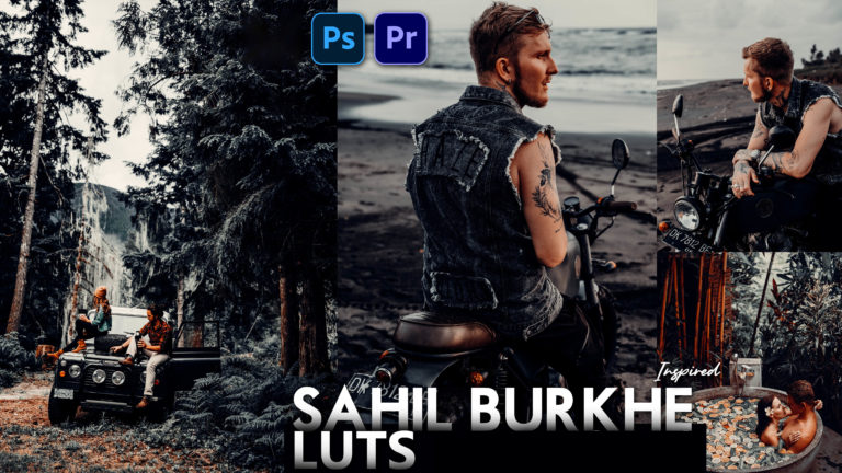 Download Free Sahil Burkhe Inspired LUTs of 2020 | How to Colorgrade Videos Like Sahil Burkhe in Premiere Pro