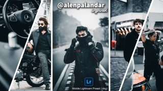 Download Free Alen Palander Inspired Mobile Lightroom DNG Presets of 2020 | How to Edit Like Alen Palander