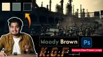 Download Free KGF2 Movie Inspired Camera Raw Presets of 2020 | KGF2 Movie Inspired Photoshop Preset of 2020 | How to Edit Like Moody Color of KGF2 Movie Inspired