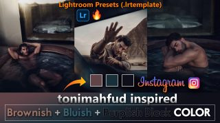Download Free Toni Mahfud Inspired Desktop Lightroom Presets of 2021 | How to Edit Like Toni Mahfud