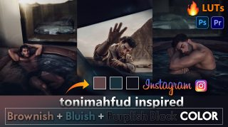 Download Free Toni Mahfud Inspired LUTs of 2021 | Toni Mahfud Inspired COLOR TONE | How to Colorgrade Videos Like Toni Mahfud in Premiere Pro | Toni Mahfud Video LUTs