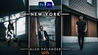 Alen Palander NEW YORK LUTs of 2021 | Alen Palander NEW YORK Inspired COLOR TONE | How to Colorgrade Videos Like Alen Palander NEW YORK in Premiere Pro | Alen Palander NEW YORK Video LUTs of 2021