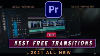 Download Free Best Premiere Pro Transitions of 2021