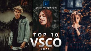 Top 10 VSCO Desktop Lightroom Presets of 2021 for Free