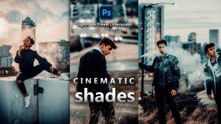 Cinematic Shades Desktop Lightroom Presets of 2021 for Free