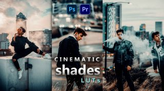 Cinematic Shades LUTs of 2021 for Free // How to Edit Videos Like Cinematic Video Presets