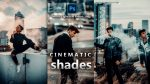Cinematic Shades Mobile Lightroom Presets of 2021 for Free | DNG Presets